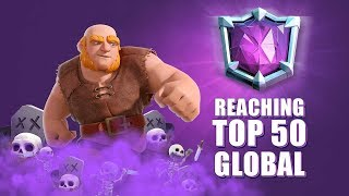 REACHING TOP 50 GLOBAL