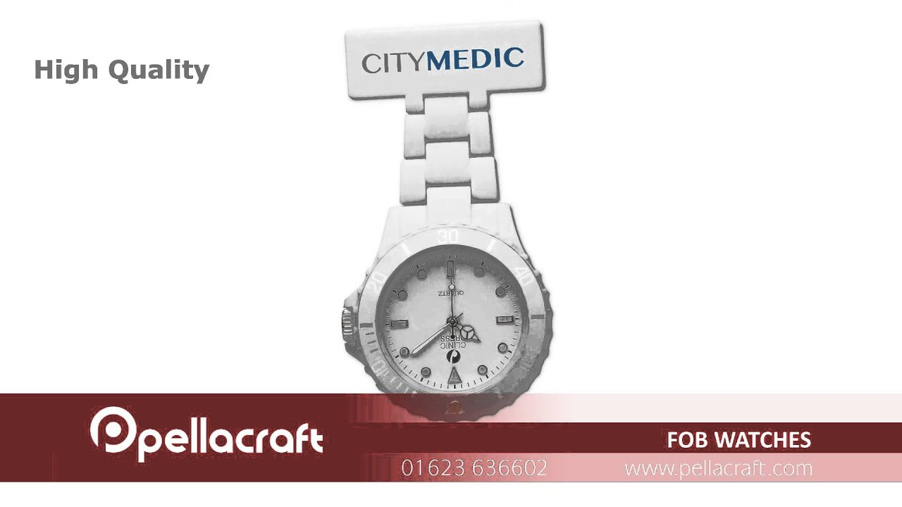 Clocks & Watches - Printed Fob Watches