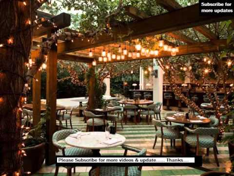 Pergola Light Design Ideas, Pictures