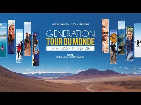 Génération Tour du Monde : Le voyage d'une vie