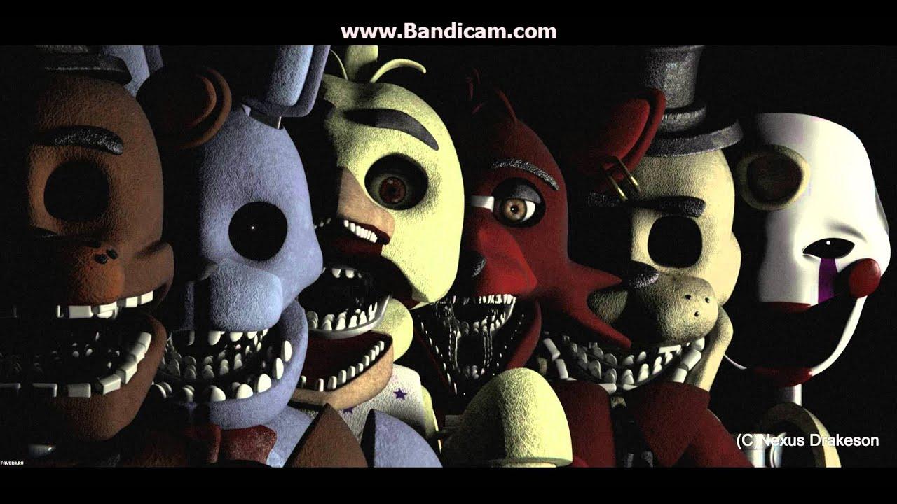 скачать музыку маска фнаф