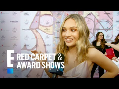 "Maddie Ziegler Gushes Over Adopted ""Godmother"" Sia  E Red Carpet & Award Shows"