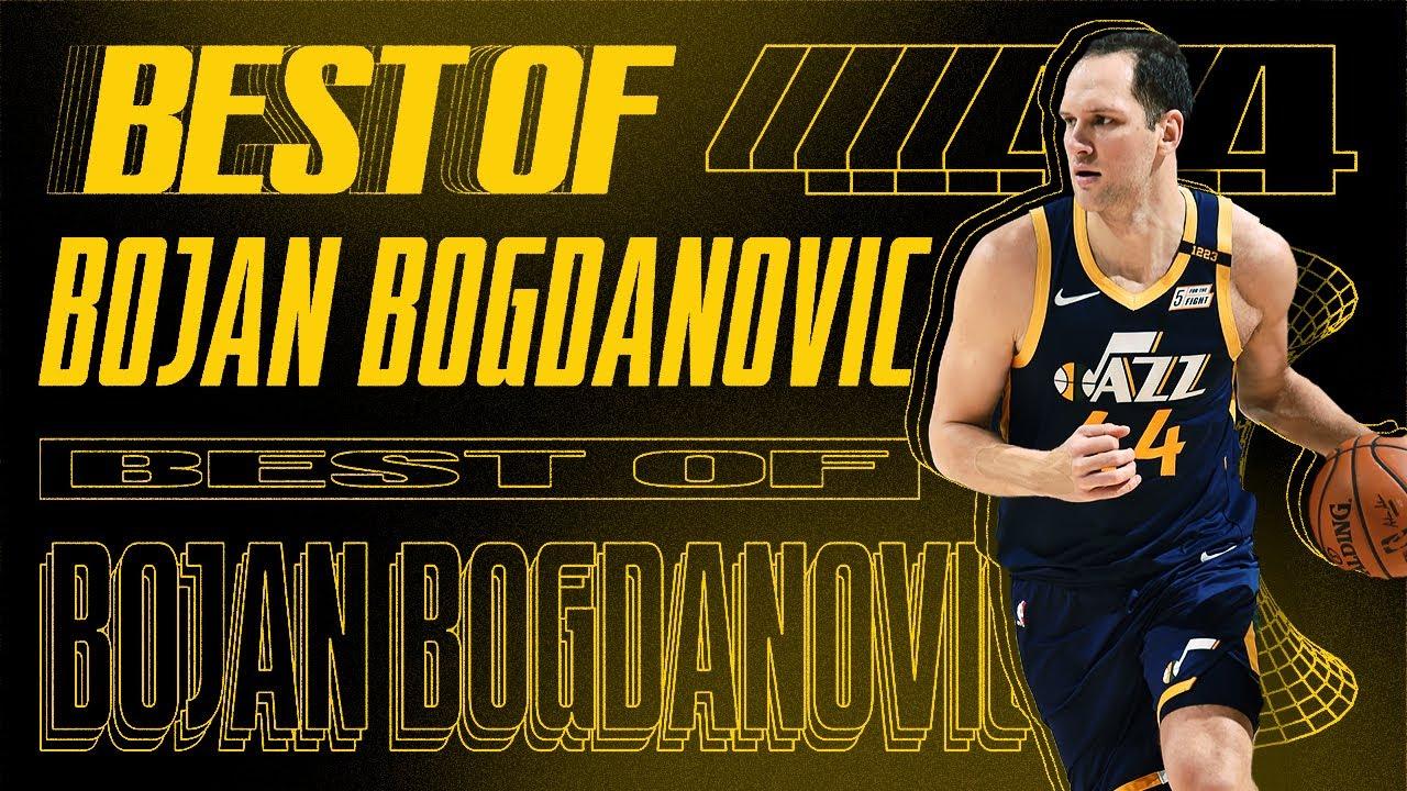 BEST OF BOJAN BOGDANOVIĆ 2020-21 Season | UTAH JAZZ