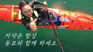 [ Sea kayak]  입문자분들께 카약 추천