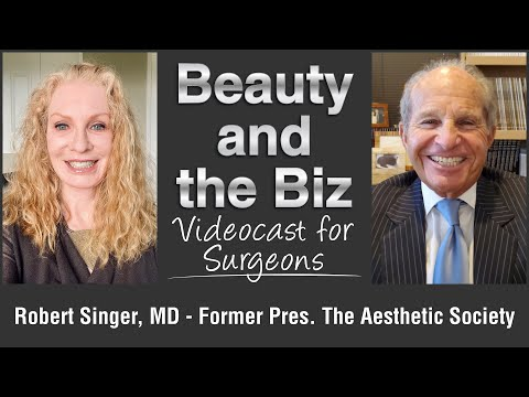 Beauty and the Biz Interview with Dr. Singer