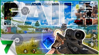 FIRST PERSON MODE ONLY FINALLY! MY BIGGEST FAIL YET!! | Rules of Survival