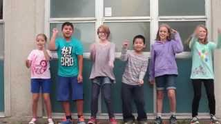 Get Out and Vote  -  Devonshire Grade 5/6 performs the Hey Buster song