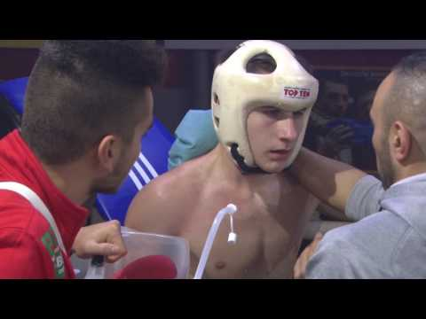 Musti´s Fight Night 2: Nikos Aslanidis Team Musti Öz  vs Marco DrescherSportcenter Wiesb Part1