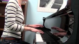 Square Dance by Dale Reubart from Celebrate Piano!, Solos 3&4