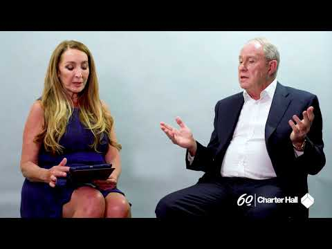Charter Hall's co-founder discusses a smart investment portfolio