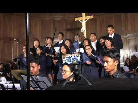 CONCERT SOLA GRATIA 18/05/2019 - Make Me A Channel Of Your Peace (Chorale Fiderana)