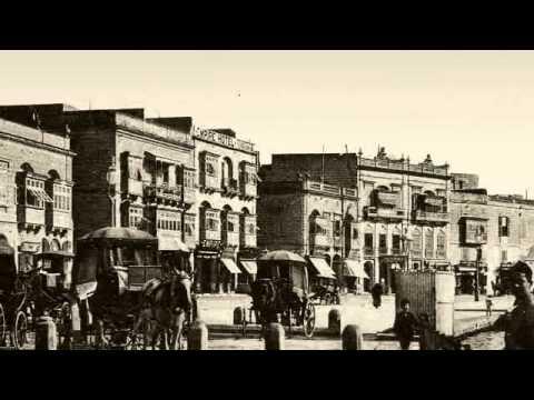 MALTA - The Sliema Strand (Ix-Xatt) (1870's - 1950's).avi