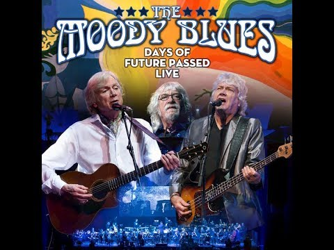 The MOODY BLUES - Days Of Future Passed Live Concert - 28 songs