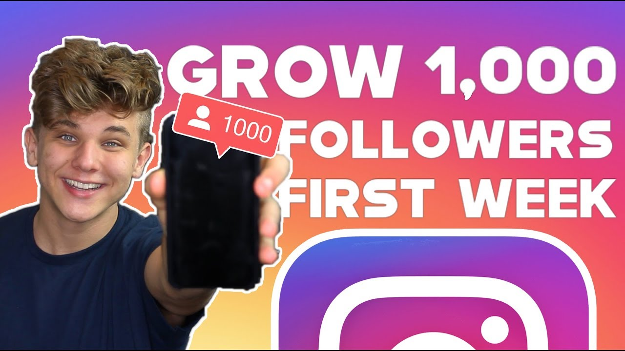 Download HOW TO GAIN 1,000 ACTIVE FOLLOWERS ON INSTAGRAM IN 1 WEEK 2019 GROWTH HACKS