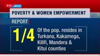 Poverty Report: 36% of kenyans which comprises of 15.9 million kenyans are monetary poor