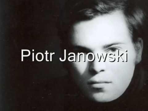 Piotr JANOWSKI - violin, Wieniawski Polonaise Brillante in A major