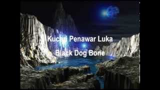 Kucari Penawar Luka - Black Dog Bone