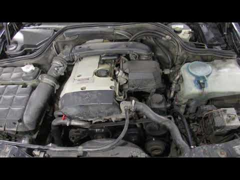 Двигатель Mercedes Benz для W202 1993-2000