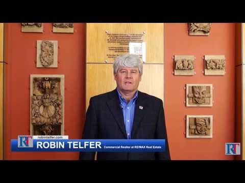 History of the AGT Building by Robin Telfer in Calgary Alberta