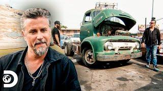 Fijan precio de un camión con una atrevida apuesta | El Dúo mecánico | Discovery Latinoamérica