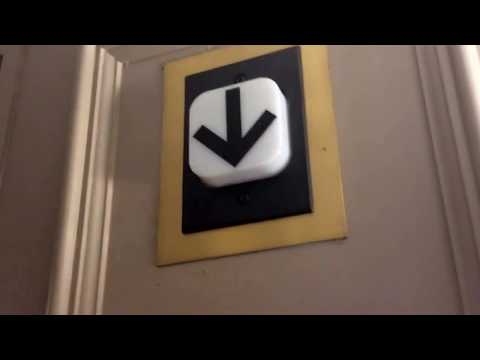 Dover Impulse Traction elevators @ The Sheraton (former Wyndham) Lisle Hotel, Lisle, IL