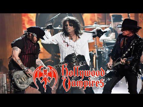 Hollywood Vampires - Baba O' Reilly (Denver)