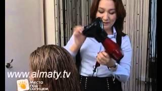 видео как сделать мокрый эффект волос в домашних условиях