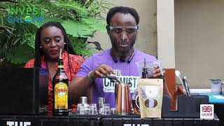 Freetown entrepreneurs mix coffee and cocktails to overcome the challenges of COVID-19