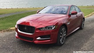 Jaguar XE AWD 2017 Videos