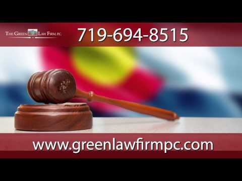 Personal Injury | Colorado Springs Attorney Greg Green