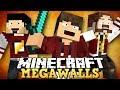 Minecraft: MEGA WALLS ÉPICO! (com Kazzio e EduKof)