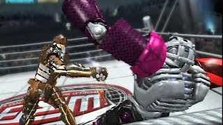 REAL STEEL THE VIDEO GAME [PS3/XBOX360] - PALLADIUS vs BLACKJACK