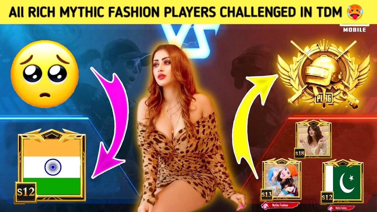 🔥All Conqueror Mythic Fashion Girls Challenged me 1vs3 in TDM👿🥵|Samsung,A3,A5,A6,A7,J2,J2,J5,J7,S5