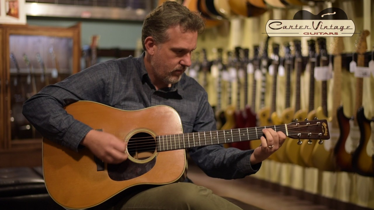 1942 martin d 28 owned by bryan sutton youtube. Black Bedroom Furniture Sets. Home Design Ideas