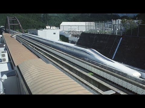 603 kmph !!  The fastest Train In The World | Japan Maglev 0-600 kmph in 2.30 min