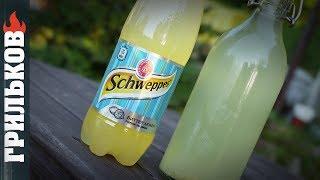 Проверка рецепта: Имбирный лимонад vs Schweppes