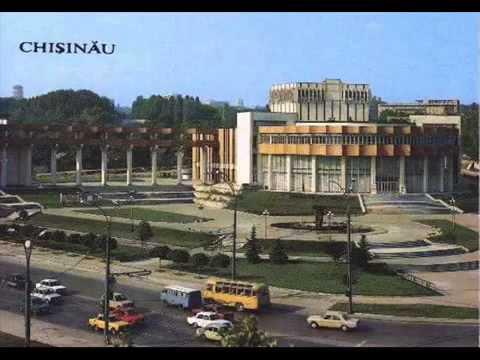 Советский Кишинёв --- Soviet Chisinau (Chişinău)