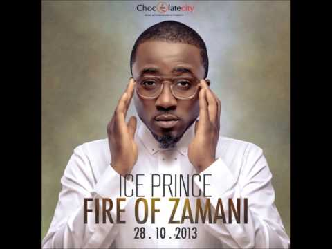 Ice Prince - I Swear feat French Montana