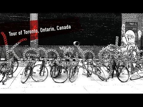 Tour of Toronto, Ontario, Canada