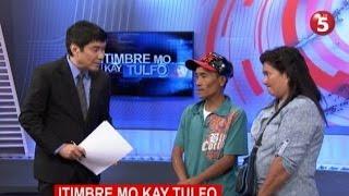 Itimbre | Perang ipinadala ng OFW, di ibinigay ng remittance center?