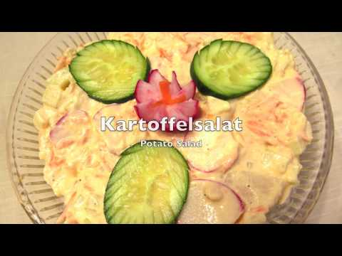 German Cuisine: Kartoffelsalat (Potato Salad)