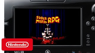 Super Mario RPG: Legend of the Seven Stars on the Wii U Virtual Console