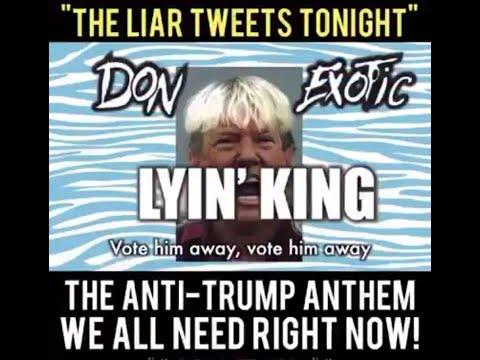 Vote Him Away Youtube