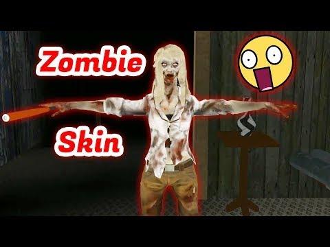 Zombie In Hello Grandpa Horror Game | Red Zone