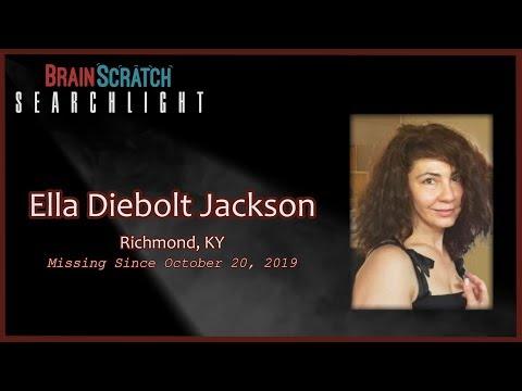 Ella Diebolt Jackson On Brainscratch Searchlight