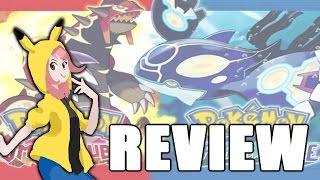 Pokémon Omega Ruby & Alpha Sapphire - Game Review - Tamashii Hiroka