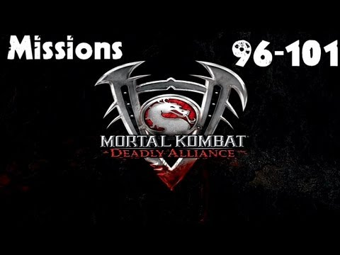 Mortal Kombat: Deadly Alliance - Konquest Walkthrough - Missions 96-101