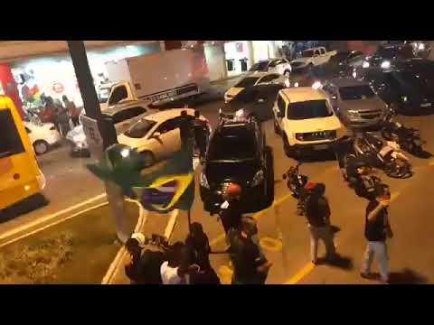 Angra dos reis com Bolsonaro Emocionante! Isso a globo n mostra #1ºTurno