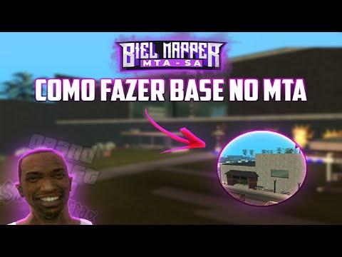 COMO FAZER UMA BASE NO MTA RP - Biel Mapper