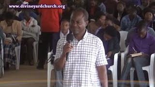 john chibwe rapture very few are ready to go 27 nov 16